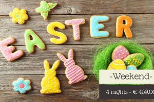 4 Notti – Weekend Pasqua Terme pensione completa € 447