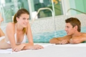 <b>Spa Day termale...</b> ingresso alle 3 piscine termali calde massimo comfort in totale privacy ed intimità <b>€ 25</b>