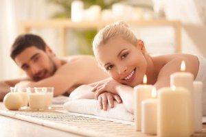 Spa Day TERME INSIEME Montegrotto Abano Terme peeling-massaggio 3 piscine bagno turco € 55