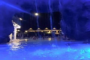 <b>1 Notte - Calde Acque</b> Hotel 4* + Spa pensione completa massaggio nuova GROTTA AZZURRA<b> € 139</b>
