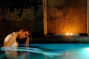 Spa Day - EASY RELAX ARMONIA piscine idromassaggi sauna finlandese massaggio pranzo € 94