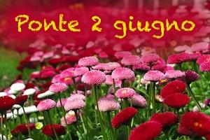 <b>2 Notti - Ponte 2 GIUGNO alle Terme </b>EVASIONI D'AMORE hotel 4* tre piscine <b>€ 239</b>