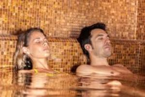 Spa Day – Romantico Relax Naturale con camera € 40