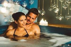 1 Notte – TERME in LOVE massaggio di coppia € 185