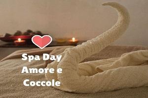 Spa Day Amore & Coccole piscine camera pranzo € 78,50