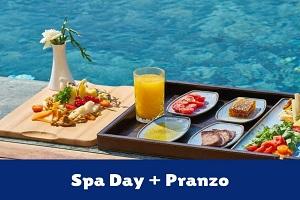 Spa Day – ALL INCLUSIVE giornaliero+pranzo € 52